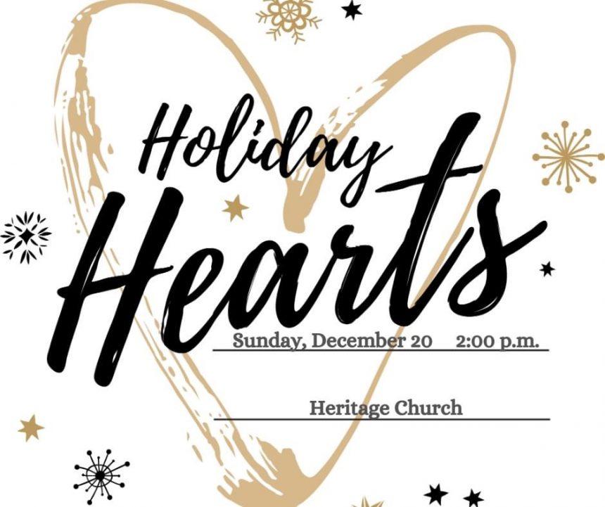 Holiday Hearts Winter Showcase